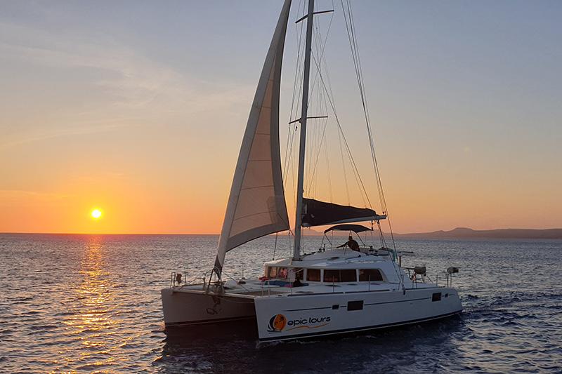 Catamaran 44ft. | Name: Fly Away | Type: Lagoon 4407